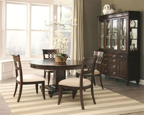 round formal dining room sets 25 best ideas about round dining room sets on pinterest