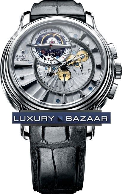Kalung Box White Gold Plated Silver Wg 215 zenith academy tourbillon concept 65 1260 4005 77 c611 luxury bazaar www luxurybazaar