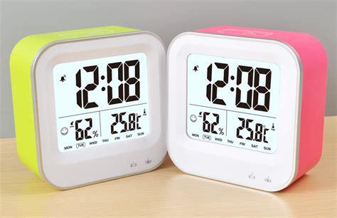 Jam Alarm Led Thermometer Hygrometer Weather Station 8082 Jam Digital Alarm Thermometer Dan Hygrometer Jp9909 Blue Jakartanotebook