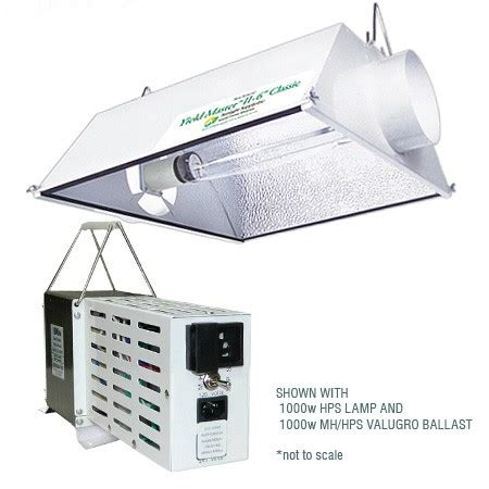 Grow Light System by 600 Hps Yield Master Grow Light System