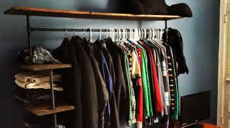 clothing shelves and racks usage of cloth racks in your home optimum houses