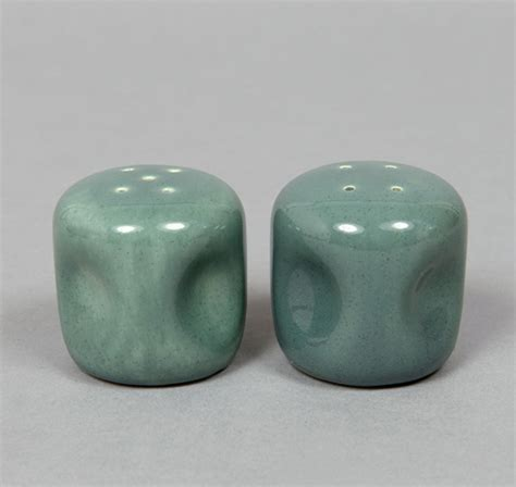 home goods salt l salt pepper shakers seafoam hickoree s