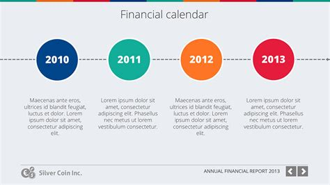 financial reporting powerpoint templates financial report ii hd powerpoint template by c 3po