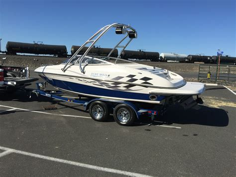 bluewater boats usa bluewater boats vision se 20ft bow rider ski boat