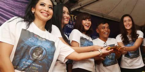 film horor terbaru acha quantum film horor science fiction pertama di indonesia