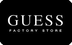 Guess Gift Card Balance - buy guess factory gift cards at a discount giftcardplace