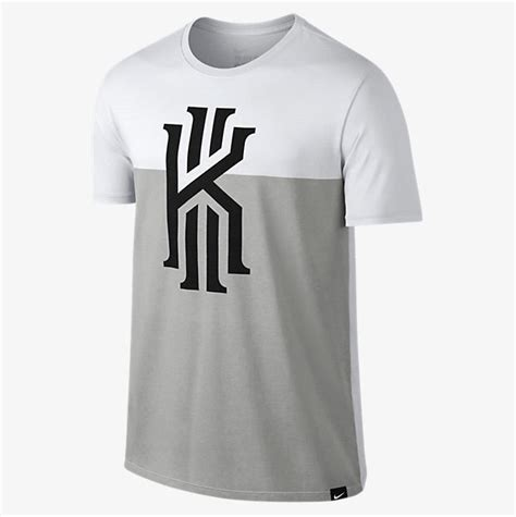 Nike Kyrie T Shirt nike kyrie 2 omega wolf grey neutral shirts sneakerfits