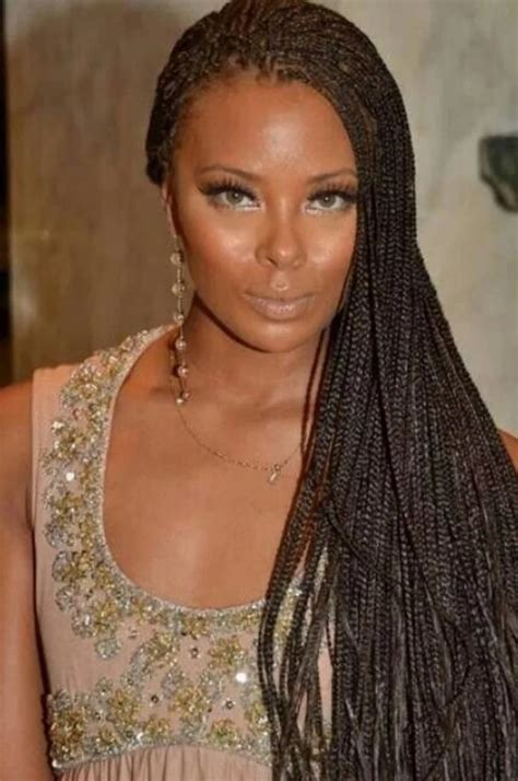 nigerian hairstyles for hot weather 15 best styles of nigerian braids for round face