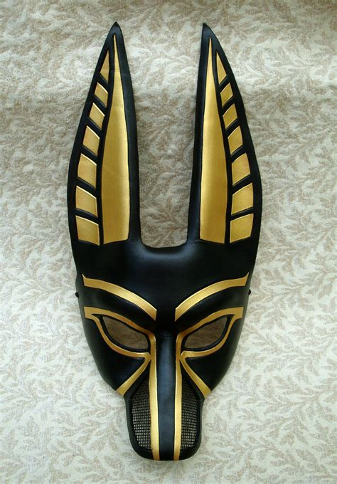 anubis mask for opera by merimask on deviantart