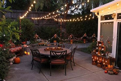 cozy folk style fall decorations for home and garden
