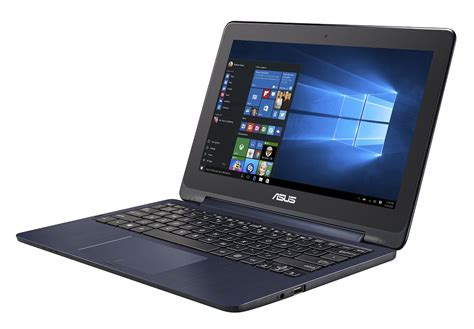 Laptop Asus Transformer Book Flip asus transformer book flip tp200sa windows 10 notebook