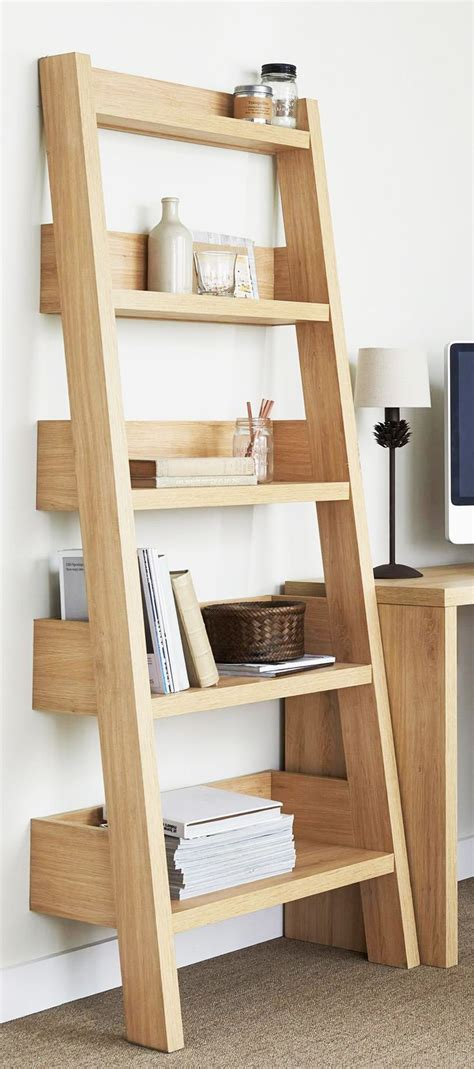 17 best ideas about leaning shelves on leaning