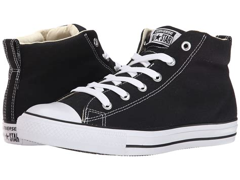 Converse Ct Ii 3 Holes Black converse chuck 174 all 174 canvas mid