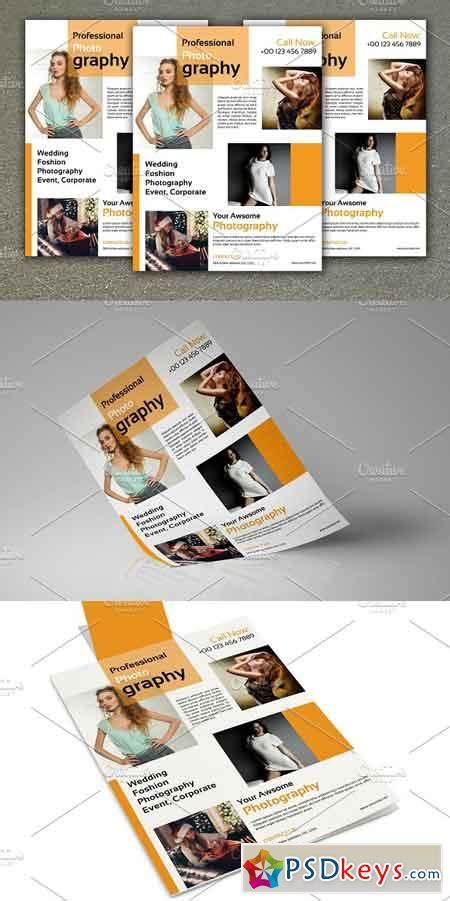 photography flyer template v462 1134636 187 free download
