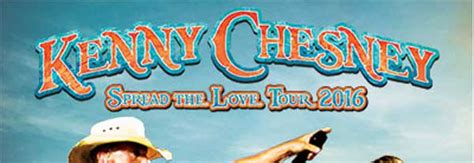 Siriusxm Sweepstakes And Contests 2017 - siriusxm kenny chesney spread the love tour sweepstakes 2016 sweepstakesdaily com