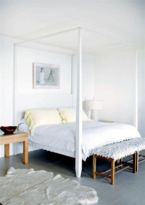 White Canopy Bed White Canopy Bed Interior Design Ideas Ofdesign