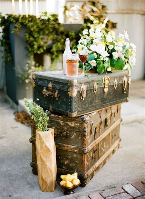vintage decorations best 25 vintage suitcase decor ideas on
