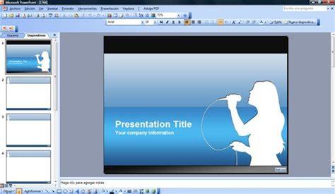tutorial karaoke powerpoint karaoke powerpoint template