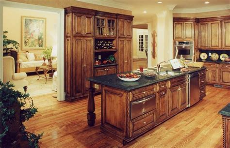 rustic style kitchen cabinets rustic style kitchen cabinets and sink the granite counter top gharexpert