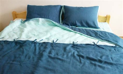 Handmade Duvet Covers - linen duvet cover handmade linen duvet cover custom color