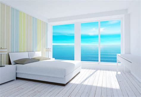 da letto casa al mare casa al mare colori e tessuti da usare per l arredamento