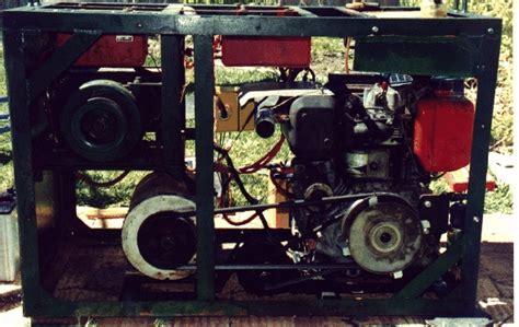 home built generator 3 5kva 1 5kva 12v dc