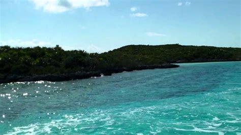 boat ride to bahamas boat ride in the bahamas exuma cays youtube
