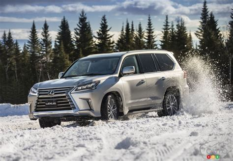 lexus 570 car 2016 2016 lexus lx 570 first drive car reviews auto123