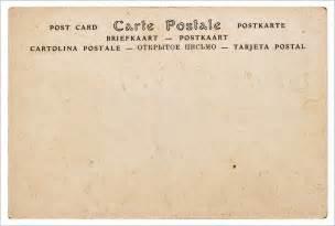 free blank postcard template blank postcard template free premium templates
