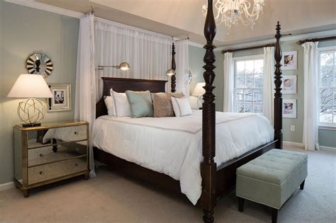four poster beds photos hgtv