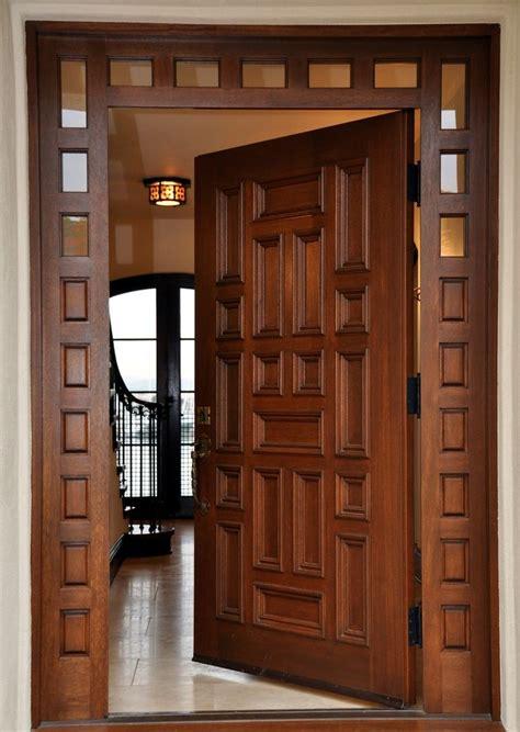 25 Best Main Entrance Door Ideas On Pinterest Unique Home Designs Security Door