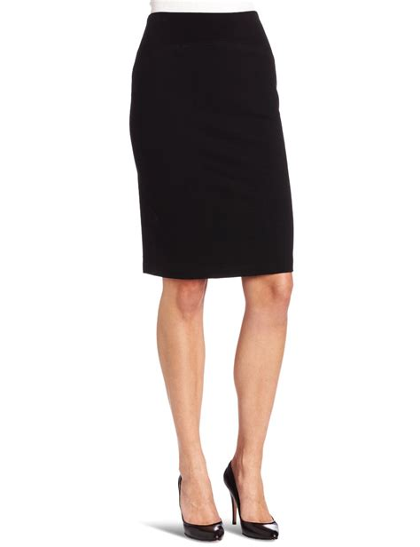 Black Pencil Skirt basic pencil skirt wardrobe staples