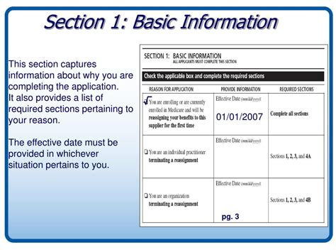 sectionalism facts ppt how to complete the medicare cms 855r enrollment