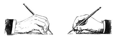 Mit Feder Und Schrift 5227 by Schreibhaltungen Richtiges Und Falsches Schreiben J Fugger