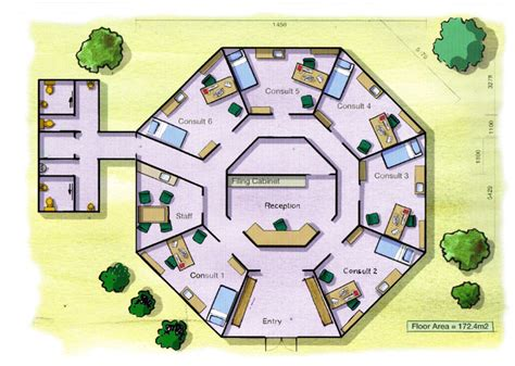 clinic floor plan clinic floor plans 171 home plans home design