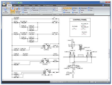 ladder logic diagram software plc schematic symbols chart plc symbols