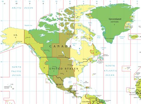 america map showing time zones america time zones map 1blueplanet