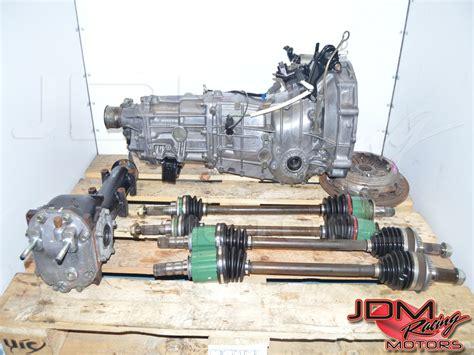 id 3673 impreza wrx 5mt manual transmissions subaru