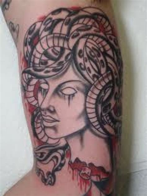 medusa tattoos designs and meanings tatring