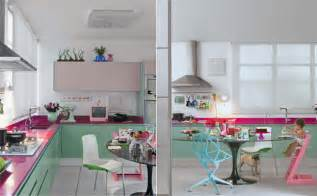 Interior Design Ideas For Kitchen Color Schemes Inspiring Kitchen Colour Schemes Decoholic