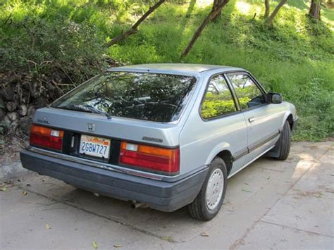where to buy car manuals 1985 honda accord electronic valve timing purchase used 1985 honda accord hatchback lx with only 98 000 original miles 33 mpg highway in