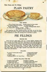 Pastry Kitchen Design Free Vintage Image Apple Pie And Pastry Recipes Old