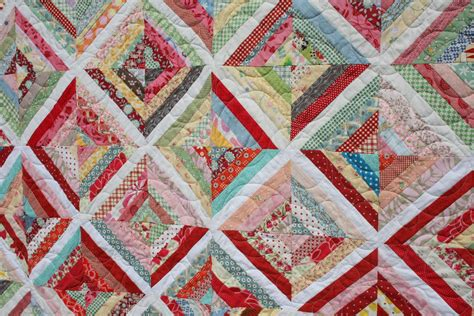 Quilting Blogs With Free Patterns by The Quilt Barn String Quilt
