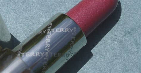 by terry rouge terrybly shimmer lipstick i gruppen makeup lppar best things in beauty by terry rouge terrybly shimmer