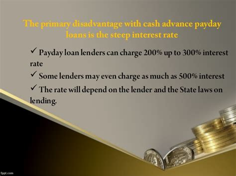 the advantages and disadvantages of payday loans the advantages and disadvantages of fast payday loans
