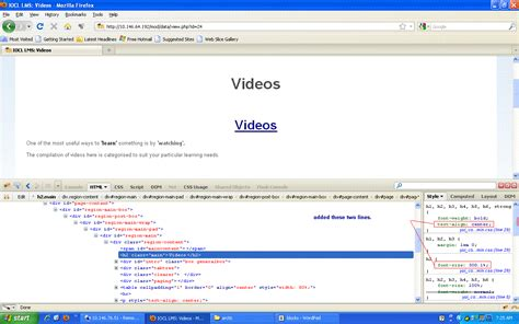 moodle theme yui moodle in english arctic new moodle 2 0 theme