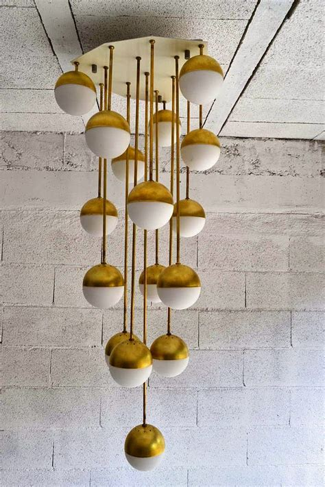 Mid Century Modern Chandelier Lighting Eye For Design Decorating In Mid Century Modern Style