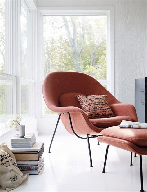 womb chair and ottoman womb chair and ottoman design within reach