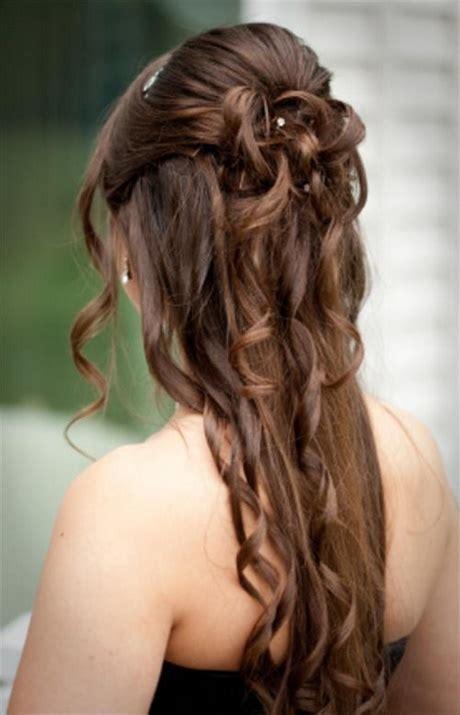 Hochsteckfrisuren Halboffen Mittellang by Hochsteckfrisuren Mittellange Haare Halboffen