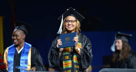 Kent State Mba by Kent State Holds Commencement Ceremonies On May 13